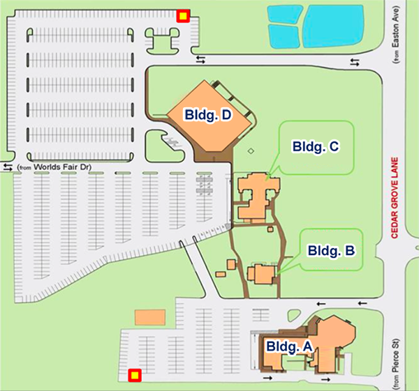 Rccc North Campus Map.Times Directions Rutgers Community Christian Church